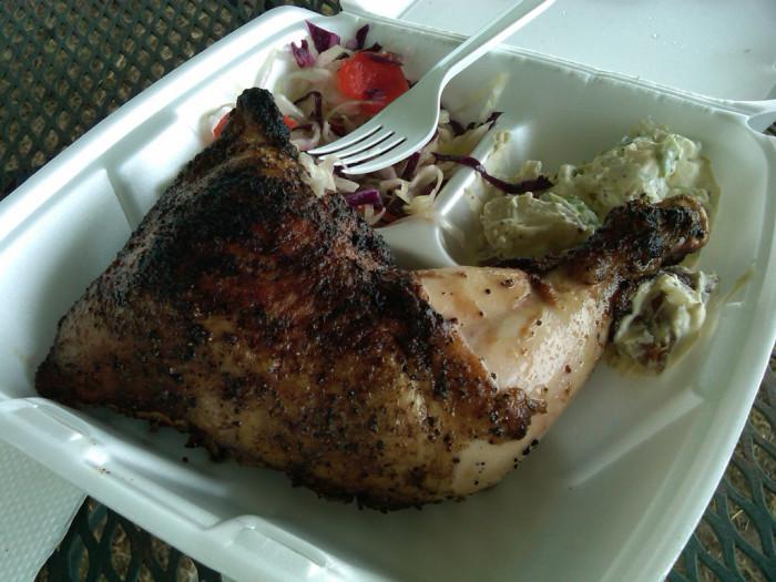 6. Chicken