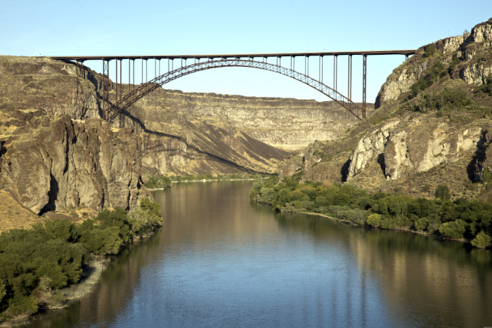 The I.B. Perrine Bridge as we know and love it today was a much-needed upgrade.