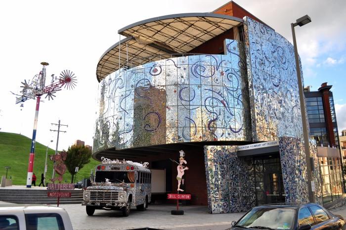 8. American Visionary Art Museum