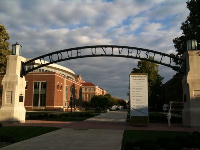 2. Purdue University - West Lafayette