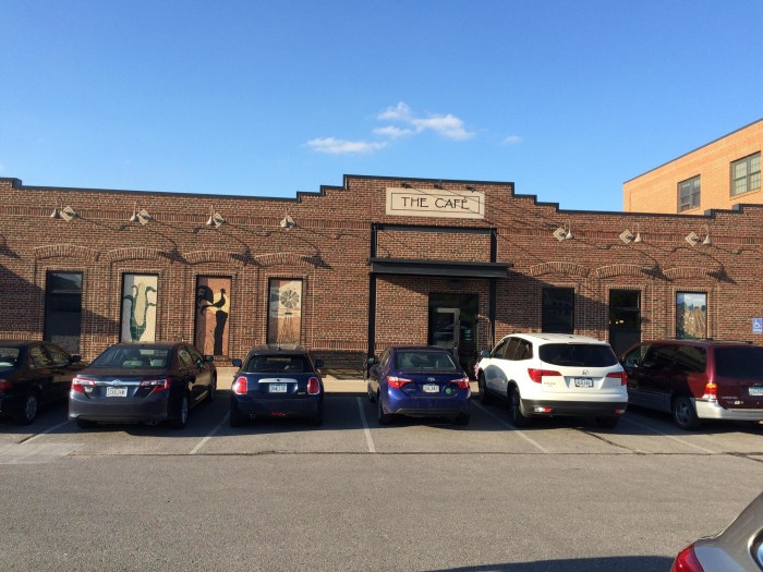 3. The Cafe, Ames