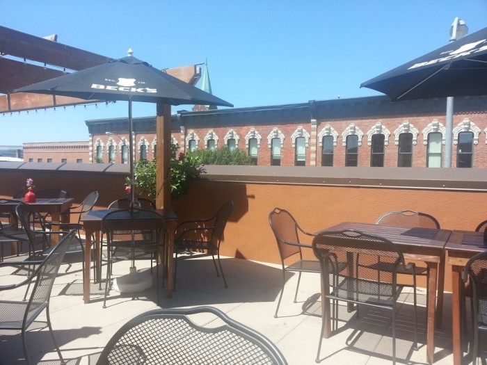 2. The Rooftop, Des Moines