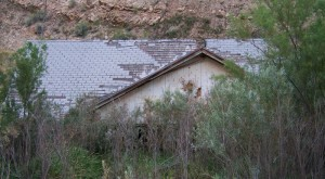Nature is Reclaiming This One Abandoned Utah Spot and It's Actually Incredible