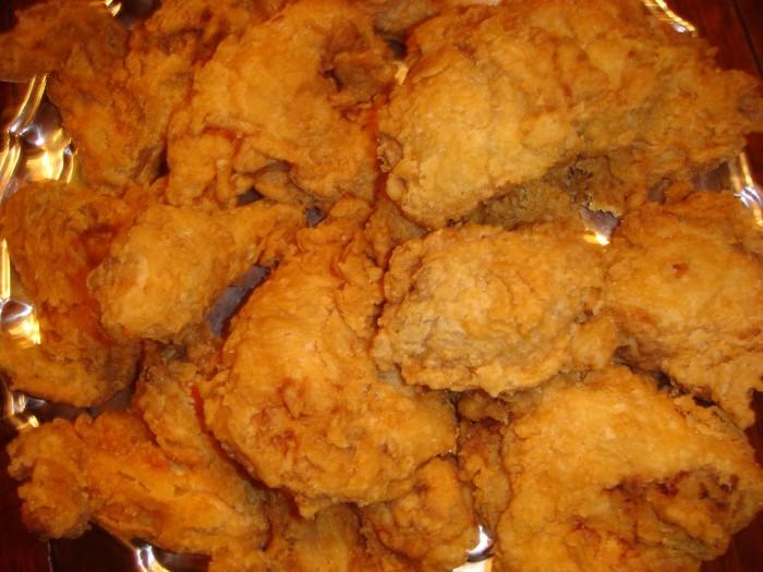 4. Fried Chicken