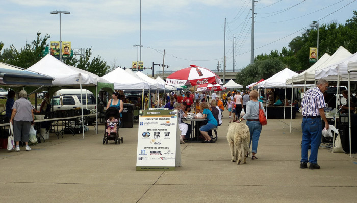 3. Sioux City Farmers Market