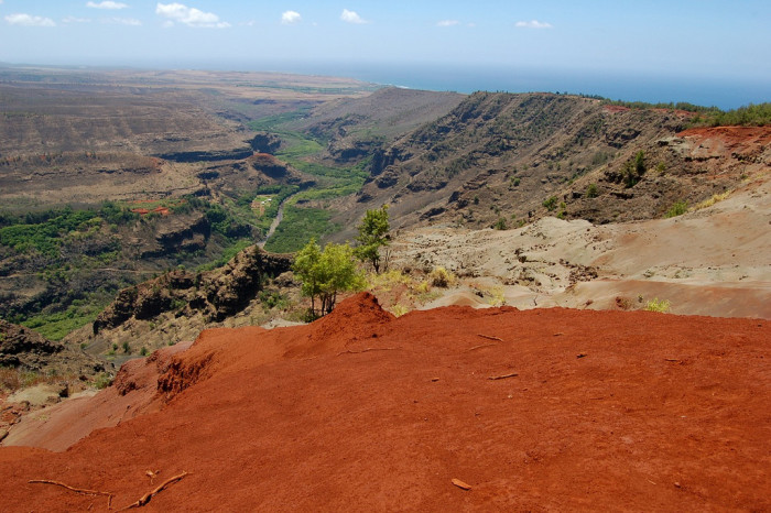 4. Is there any better adventure than a visit to Waimea Canyon State Park?