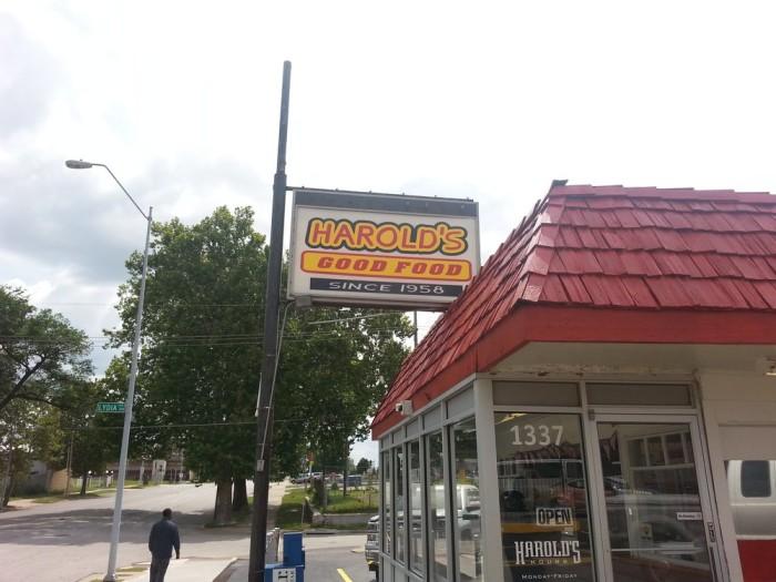 4.Harold's Drive-In, Kansas City