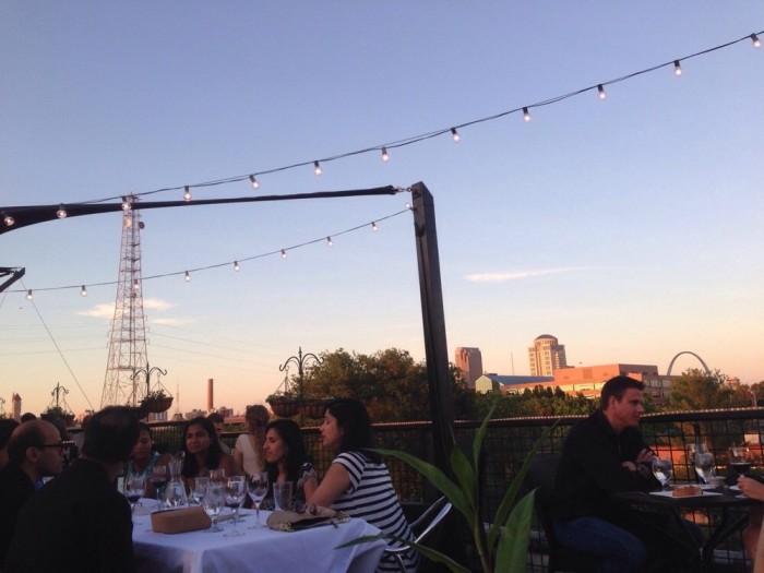 3.Vin de Set Rooftop Bar and Bistro, St. Louis