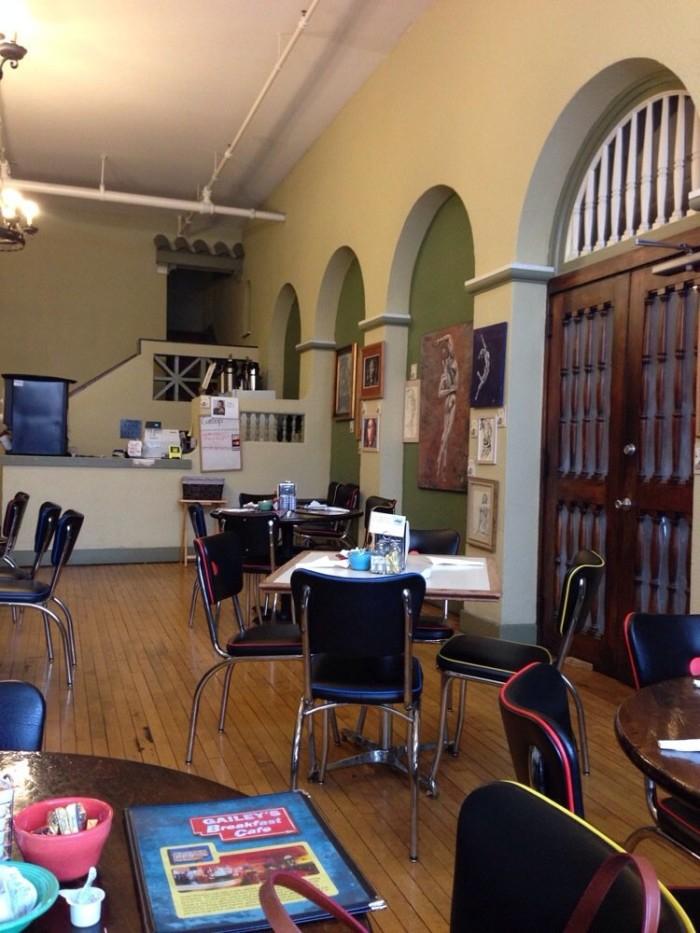 4.2. Gailey's Breakfast Cafe, Springfield
