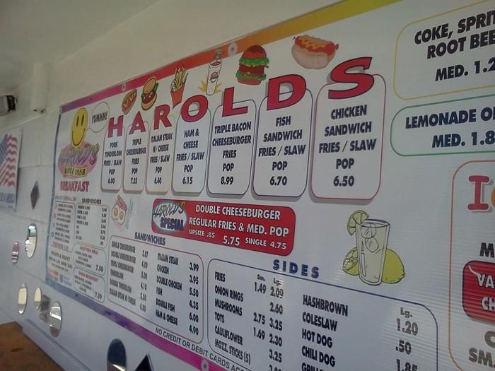 4.2. Harold's Drive Inn, Kansas City