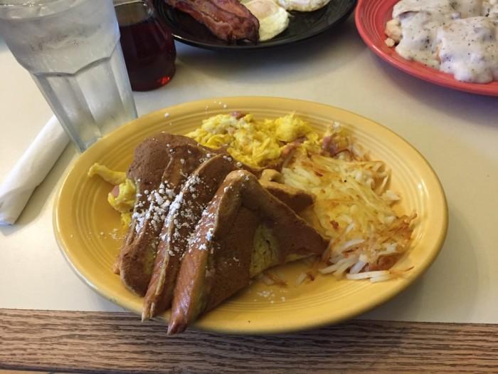 4.3. Gailey's Breakfast Cafe, Springfield