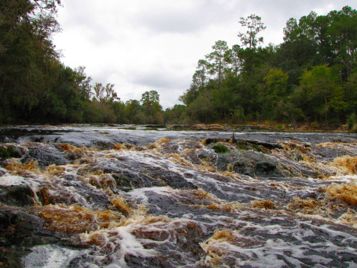 9. Big Shoals State Park, White Springs