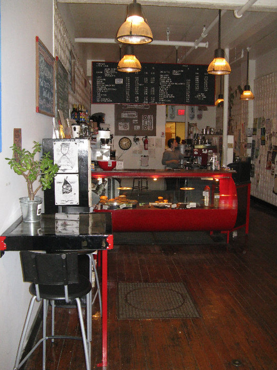4. White Electric Coffee, Providence