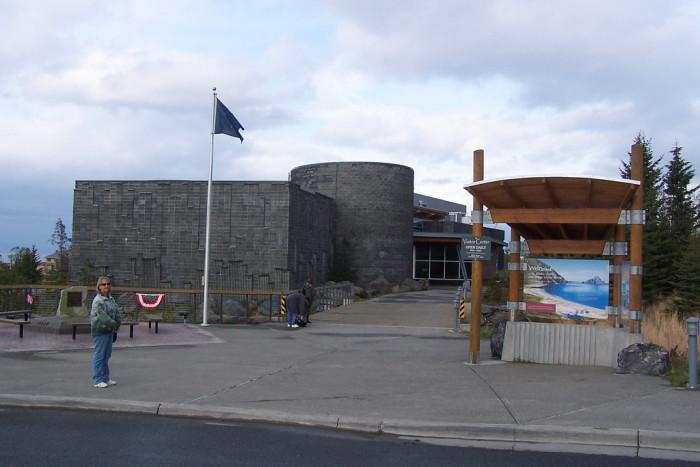 1. Alaska Islands and Ocean Visitor Center in Homer