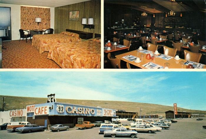 8. 93 Casino, Jackpot, Nevada, 1977