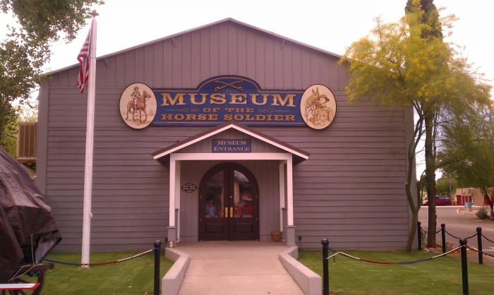 5. Museum of the Horse Soldier, Tucson