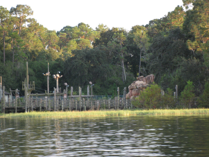 8. There is a secret abandoned water park at Walt Disney World.