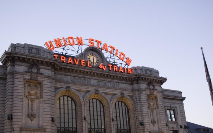 12.) Present day Union Station.