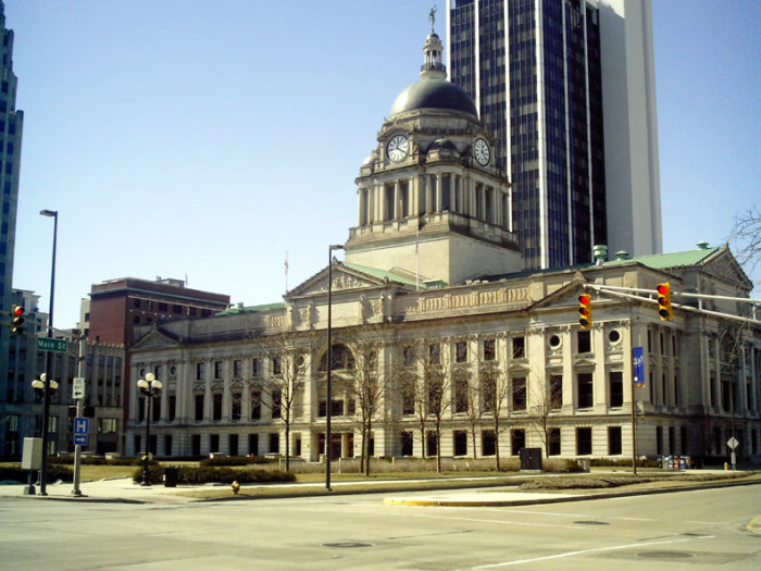 6. Allen County Courthouse - Fort Wayne