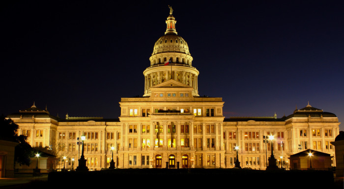 2. Texas State Capitol (Austin)