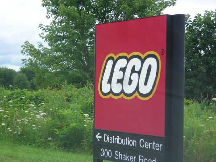 7. Legos Factory, Enfield