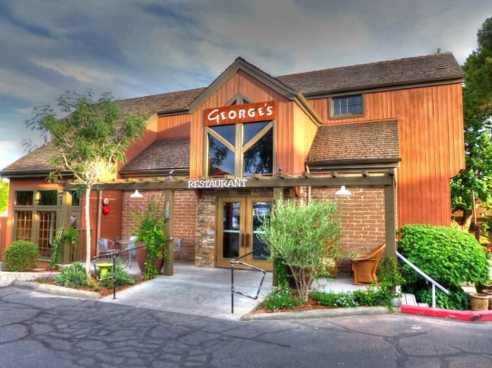 7. George's Corner Restaurant and Pub, St. George
