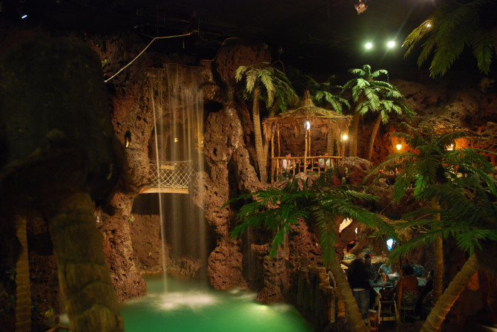 7. ...and themed restaurants.