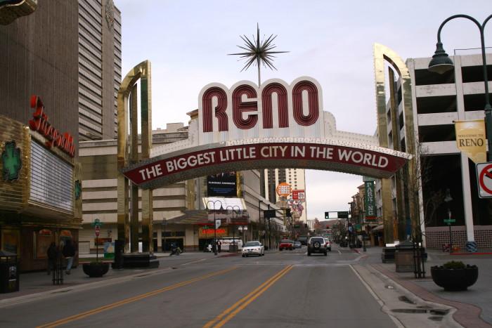8. Reno