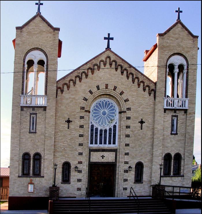 2. Saint Rose of Lima Parish, Dillon