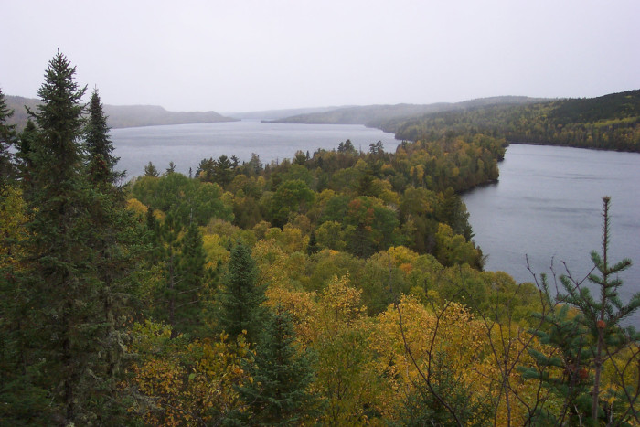 In the Superior National Forest, the BWCA encompasses over 1 million gorgeous acres of lakes, streams, islands, and beaches.