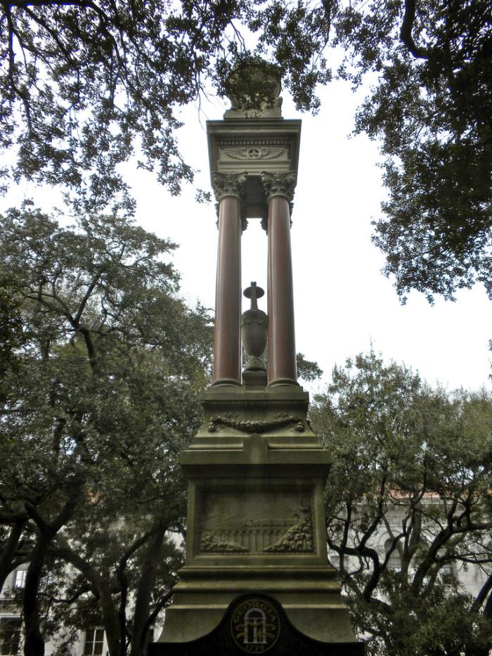 7. Wright Square, Savannah, Georgia