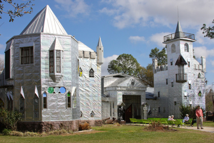 12. Visit one of several castles that you never knew were hiding right here in Florida.