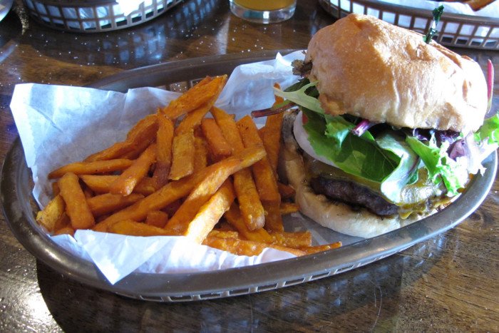 6. Black Sheep Lodge is an old-time favorite serving up plain and simple burgers, fries, tons of beers, and other menu items.