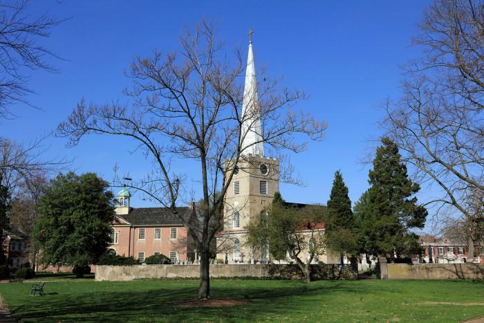 8. Immanuel Episcopal Church, New Castle