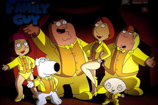 12. Family Guy