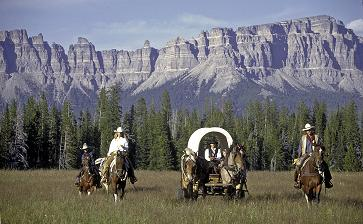 9. Teton Wagon Train