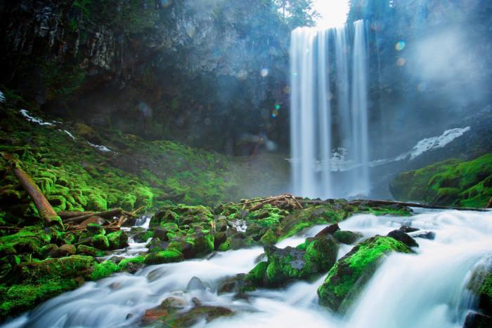 3. Tamanawas Falls