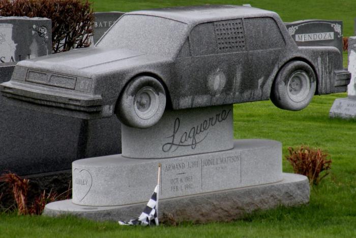 15.  Hope Cemetery