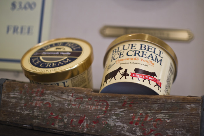 18. If their fridge isn't filled to the brim with Blue Bell...