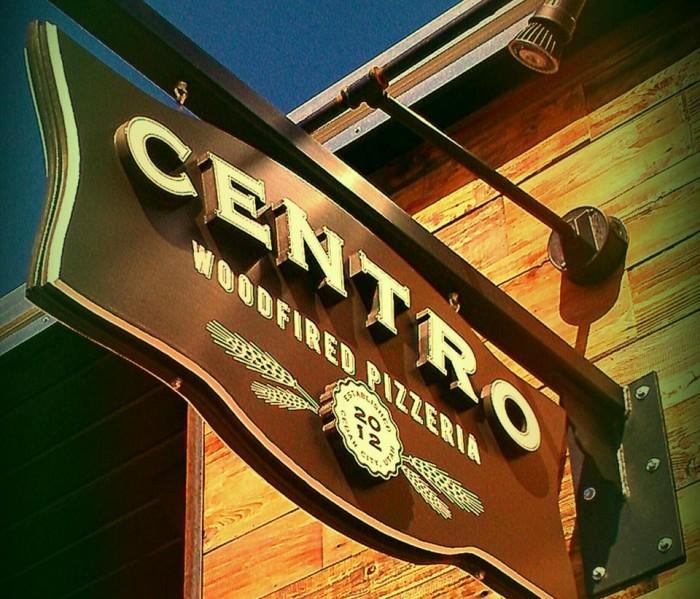 4. Centro Pizzeria, Cedar City