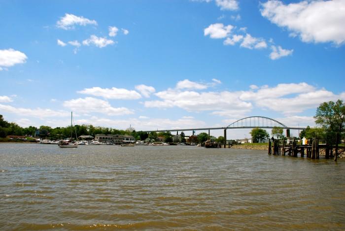 12. Chesapeake City