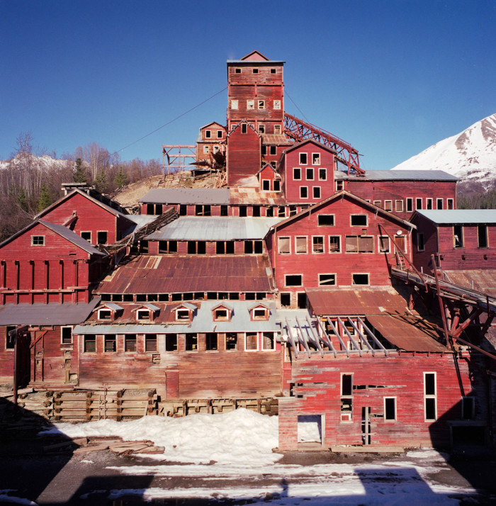 16 Creepy Ghost Towns In America