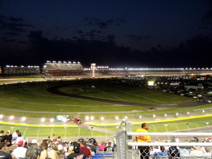 4. Charlotte Motor Speedway