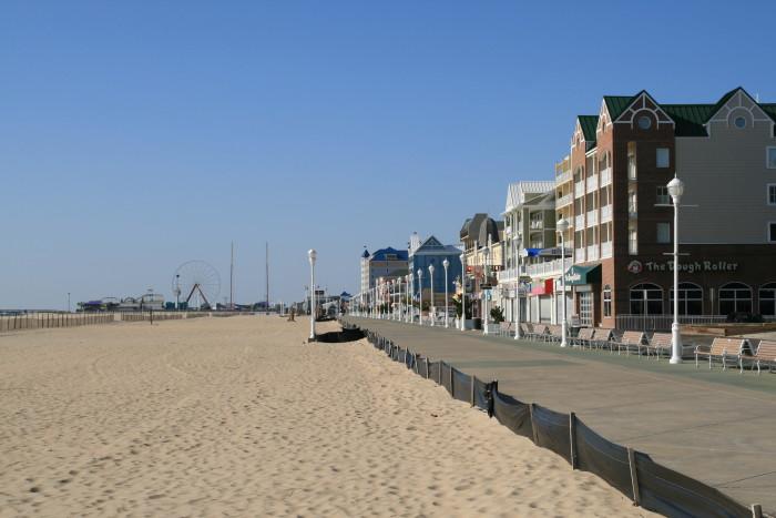 1. Ocean City