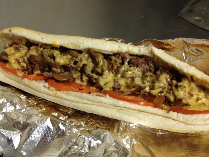 2. Philly Ted's Cheesesteaks & Subs in Rapid City.