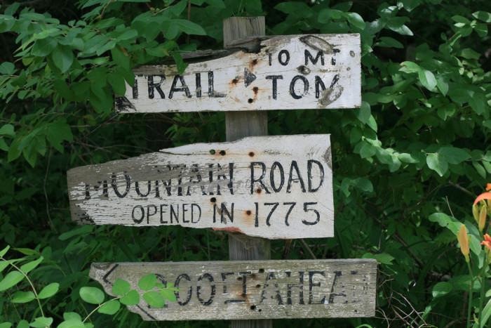 8. Mount Tom State Park, Litchfield County