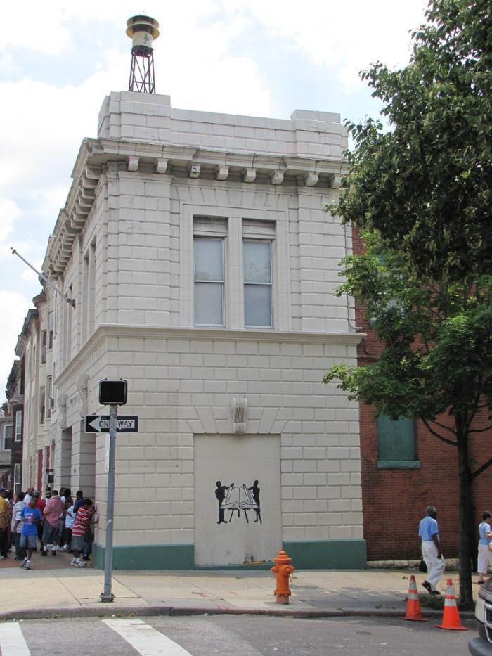 5. National Great Blacks in Wax Museum