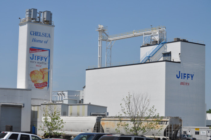 1. Jiffy Mix factory, Chelsea