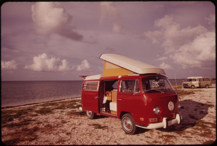 2. Beach at Little Duck Key. Camping Is Popular Throughout the Keys, and Many Have Large Commercial Facilities. These Do Not Yet Exist at Little Duck, But Camping and Trailers Are Permitted.