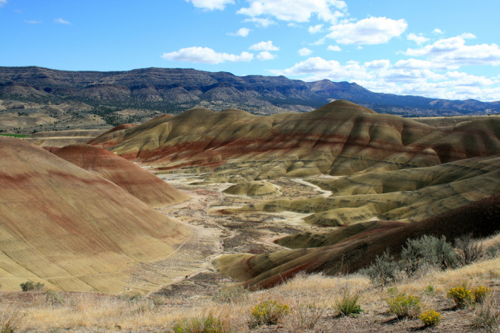 10. The Painted Hills